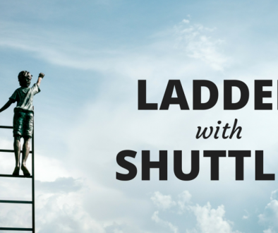 Ladder with Shuttles KC Fit